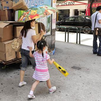 Child abduction is a major problem in China where strict laws limit many families to one child where there is a traditional preference for boys