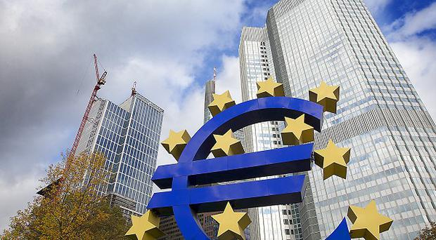 Inflation is below the European Central Bank's target