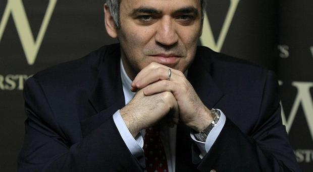 Former chess world champion Garry Kasparov has got a Croatian passport