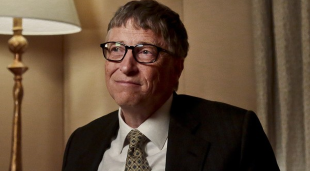 Bill Gates has topped Forbes magazine's list of the world's richest people (AP)