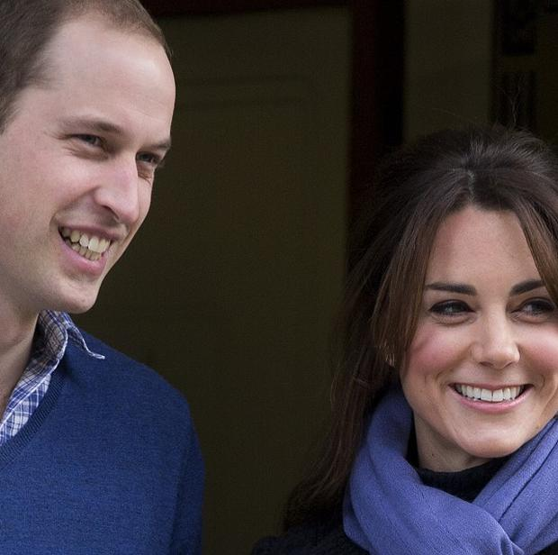 The Duke and Duchess of Cambridge will visit New Zealand next month