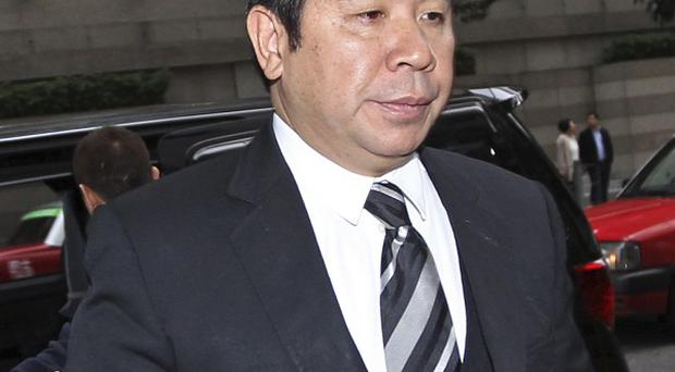 Businessman Carson Yeung has been jailed for money laundering