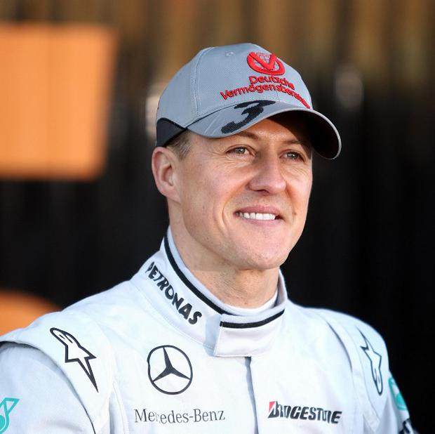 Michael Schumacher suffered a severe head injury while skiing in the French Alps