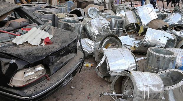 Iraq has experienced a number of car bombings in recent days (AP)