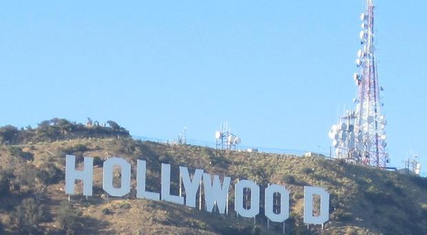 A murder victim's head was found by dog walkers near the famous Hollywood sign