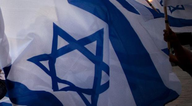 About 20 rockets were fired into southern Israel