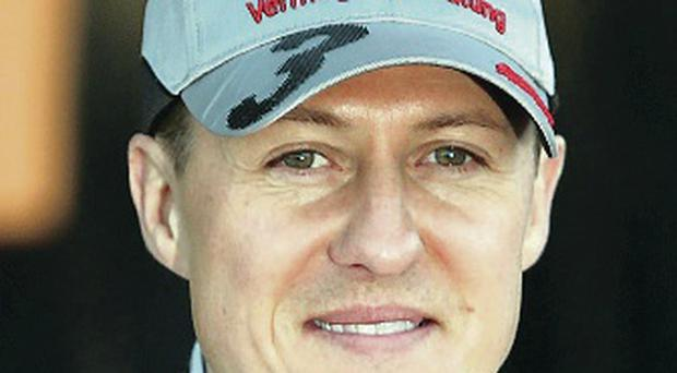 Michael Schumacher was badly injured in the ski accident on December 29