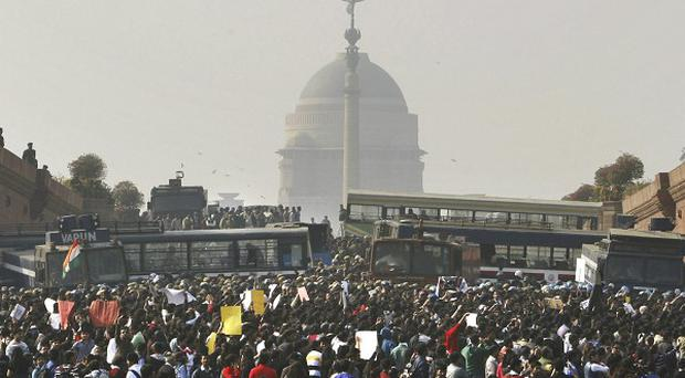 The attack in December 2012 sparked a public outcry over the treatment of women in India (AP)
