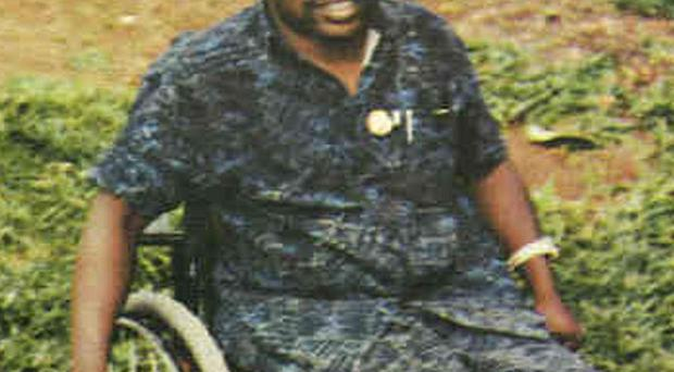 Pascal Simbikangwa was found guilty of genocide and complicity to crimes against humanity (AP/Interpol)