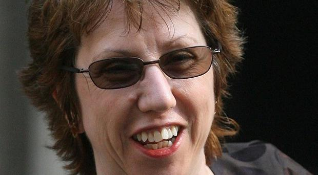 EU foreign policy chief Catherine Ashton is negotiating on behalf of the United States, Russia, China, Britain, France and Germany.