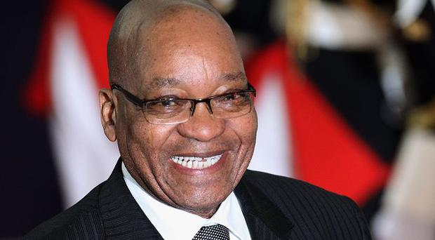 South Africa Jacob Zuma