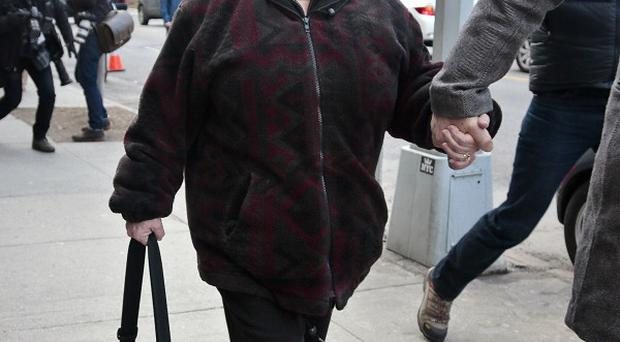 Annette Bongiorno, former secretary for imprisoned financier Bernard Madoff, is among five ex-employees convicted of fraud (AP)