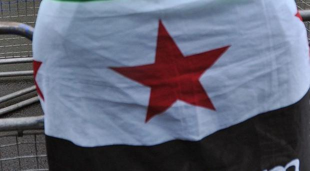 Syrian rebels have seized control of sea access for the first time since the uprising began in March 2011