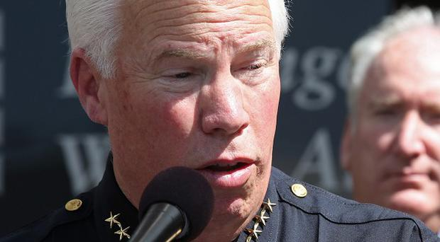 Los Angeles Airport police chief Patrick Gannon has backed new security proposals (AP)