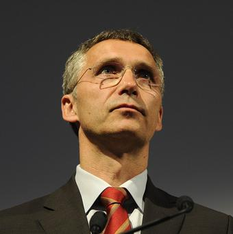 Jens Stoltenberg is to become the new chief of Nato