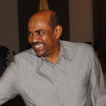 Sudan's president Omar Bashir hosted the talks.