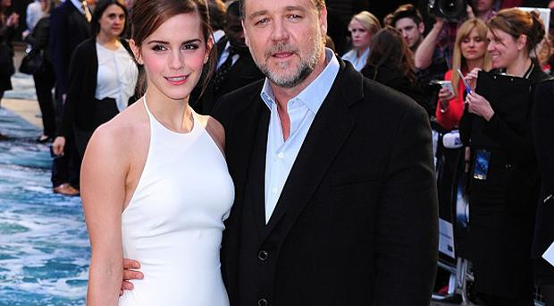Malaysia and Indonesia have banned the biblical epic Noah, starring Emma Watson and Russell Crowe.