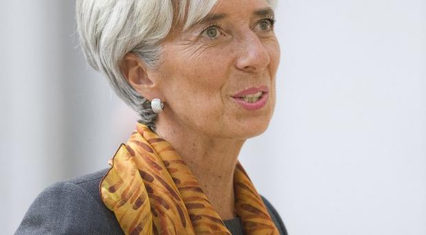 Last week Christine Lagarde, the IMF's managing director, urged the ECB to take 'unconventional measures' to push prices up