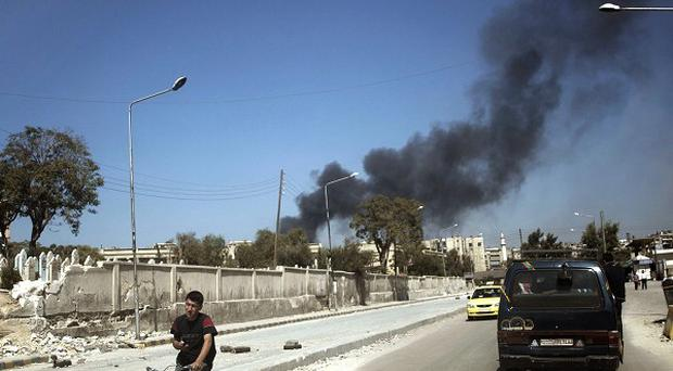 Renewed fighting between militants and government troops left 29 dead in Aleppo