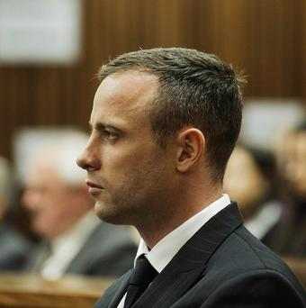 The murder trial of Oscar Pistorius will break for more than two weeks and resume on May 5 (AP)