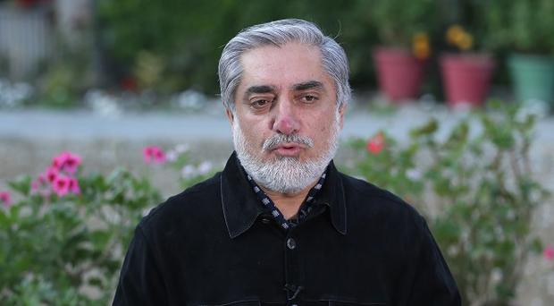 Afghan presidential candidate Abdullah Abdullah has promised a fresh start with the West