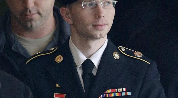 Bradley Manning has been granted permission by a judge to change his name to Chelsea Elizabeth Manning (AP)