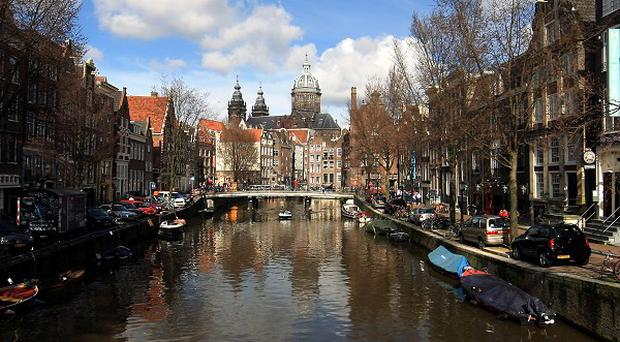 Amsterdam is cracking down on