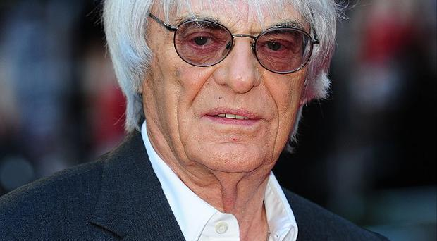 Bernie Ecclestone is on trial on bribery charges