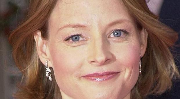 Jodie Foster tied the knot with her girlfriend at the weekend