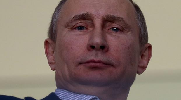 President Vladimir Putin said Russia must protect its interests online