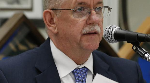 Oklahoma prisons chief Robert Patton has called for changes to the state's execution procedures (AP)