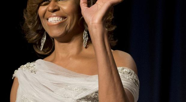 First lady Michelle Obama is to officially open the new Anna Wintour Costume Centre