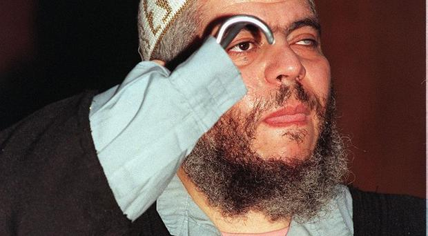 Radical Islamic preacher Abu Hamza is on trial in New York