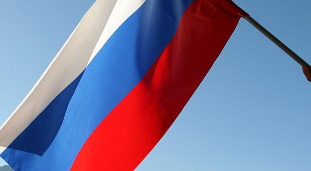 The crash occurred near Naro-Fominsk, a town 30 miles south-west of Moscow