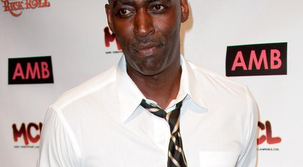 Michael Jace is accused of shooting his wife dead (AP)