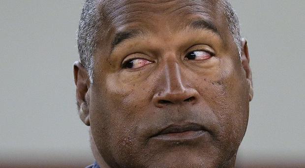 OJ Simpson has mounted another appeal against his Las Vegas robbery conviction (AP)
