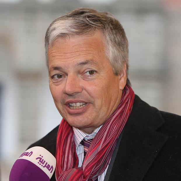 Belgian foreign minister Didier Reynders tweeted that he was 'shocked by the murders committed at the Jewish Museum' in Brussels