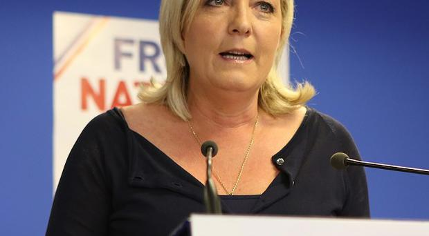 Far-right National Front party leader Marine Le Pen was the outright winner in France with 26% support, or 4.1 million votes