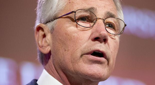 Chuck Hagel warned the US