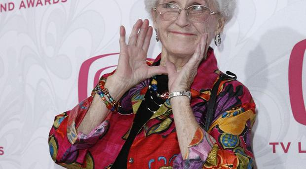 Ann B Davis, pictured in 2007 at a TV awards ceremony - the star of The Brady Bunch has died aged 88 (AP)