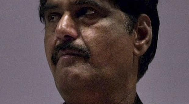 Gopinath Munde has died in a car accident in New Delhi (AP)
