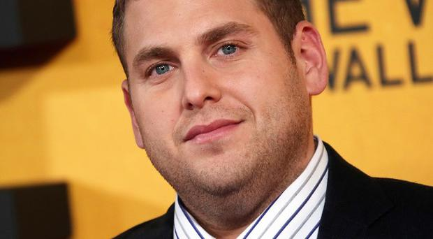 Actor Jonah Hill has apologised for a gay slur aimed at a photographer (Invision/AP)