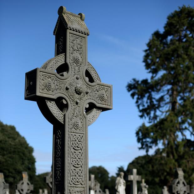 The remains of nearly 800 children have been found in a mass grave next to an Irish orphanage in Tuam, Co Galway