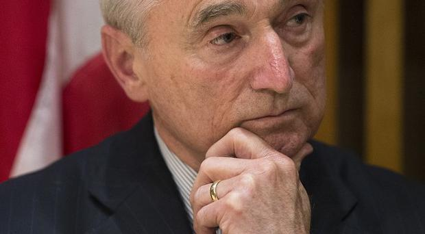 New York City police commissioner William Bratton has described the gangs' activities as 'senseless' (AP)