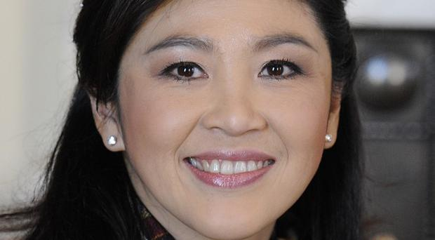 Yingluck Shinawatra was forced from office by a court ruling in May that she had abused her authority in approving the transfer of a high-level civil servant