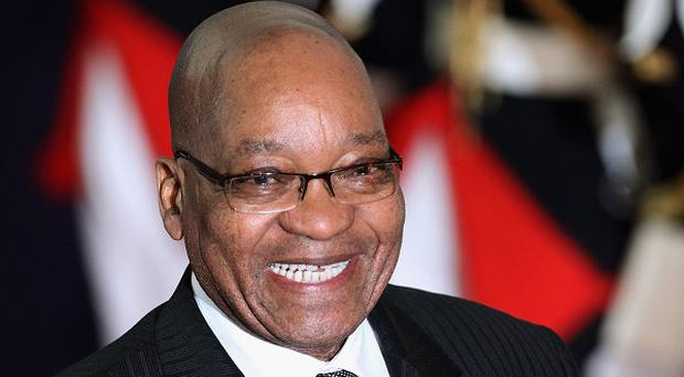 President of South Africa Jacob Zuma recently won a fresh term in government