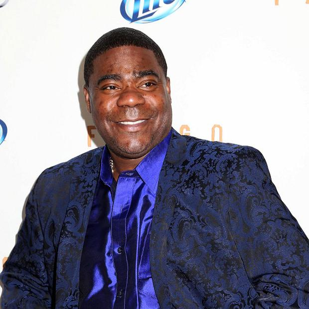 Tracy Morgan joined Saturday Night Live in 1996 and was on the sketch-comedy programme for seven years (AP)