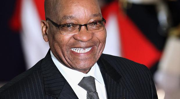 Jacob Zuma has been admitted to hospital for tests