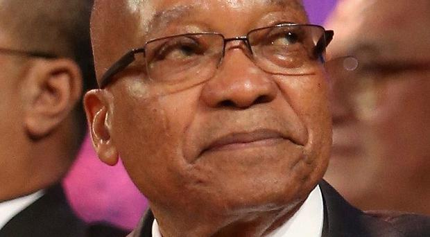 South African president Jacob Zuma has been discharged from hospital