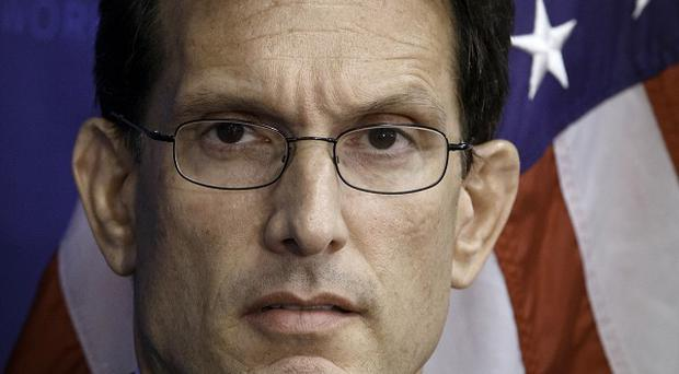 House Majority Leader Eric Cantor lost to an underfunded and unknown political newcomer (AP)